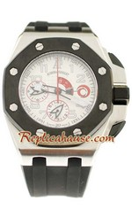 Audemars Piguet Royal Oak Offshore Alinghi Team Swiss Replica Watch 3