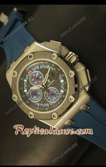 Audemars Piguet Offshore Michael Schumacher Titanium Swiss Watch 19