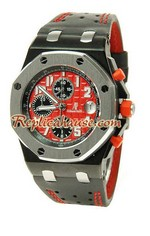 Audemars Piguet Royal Oak Offshore Chronograph Swiss Watch 19
