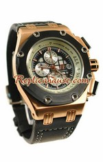 Audemars Piguet Royal Oak Offshore Rubens Barrichello Replica Watch 01<font color=red>หมดชั่วคราว</font>