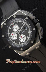 Audemars Piguet Royal Oak Offshore Chronograph Swiss Watch 13