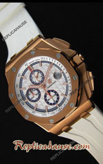 Audemars Piguet Royal Oak Offshore Summer Edition Swiss Watch 15