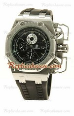 Audemars Piguet Royal Oak Offshore Survivor Chronograph Replica Watch 01