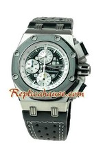 Audemars Piguet Royal Rubens Barrichello Titanium Swiss Watch 01