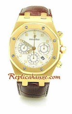 Audemars Piguet City of Sails Edition Watch 7