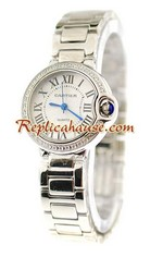 Ballon Blue De Cartier Ladies Replica Watch 5