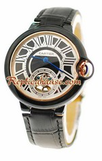Ballon Blue De Cartier flying Tourbillon Replica Watch 1