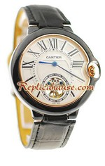 Ballon Blue De Cartier flying Tourbillon Replica Watch 2