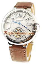 Ballon Blue De Cartier flying Tourbillon Replica Watch 5