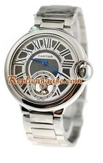 Ballon Blue De Cartier flying Tourbillon Replica Watch 8