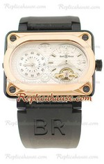 Bell and Ross BR Minuteur Tourbillon Replica Watch 03