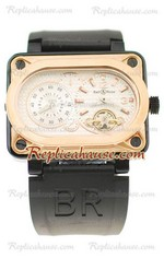 Bell and Ross BR Minuteur Tourbillon Replica Watch 04