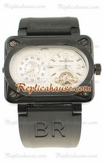 Bell and Ross BR Minuteur Tourbillon Replica Watch 05