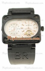 Bell and Ross BR Minuteur Tourbillon Replica Watch 07