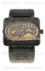 Bell and Ross BR Minuteur Tourbillon Replica Watch 08