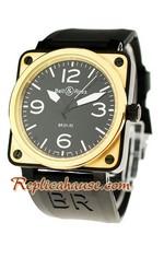 Bell and Ross BR01-92 Limited Edition Replica Watch 14