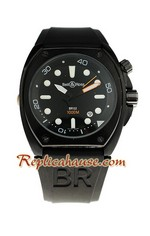Bell and Ross BR 02 Carbon Replica Watch 05