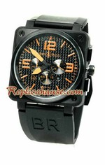 Bell and Ross BR01-94 Carbon Replica Watch 01