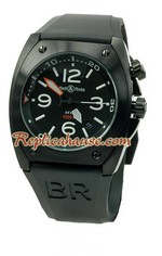 Bell and Ross BR 02 Carbon Replica Watch 03