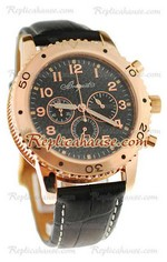 Breguet Fly-Back Chronograph Replica Watch 01<font color=red>หมดชั่วคราว</font>