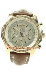 Breitling for Bentley 6.75 Swiss Replica Watch 04