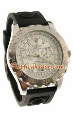 Breitling Chronograph Chronometre Replica Watch 17