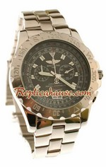 Breitling Chronograph Chronometre Replica Watch 15