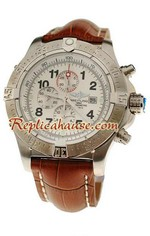 Breitling Chronograph Chronometre Replica Watch 05