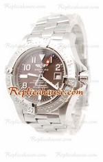 Breitling Chronograph Chronometre Swiss Replica Watch 07