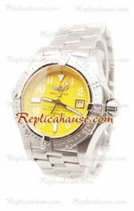 Breitling Chronograph Chronometre Swiss Replica Watch 08