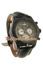 Breitling Chronograph Chronometre Replica Watch 09