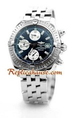Breitling Chronomat Evolution Swiss Replica Watch 1