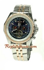Breitling for Bentley Tourbillon Replica Watch 24