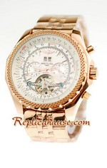 Breitling for Bentley Tourbillon Replica Watch 20