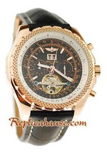 Breitling for Bentley Tourbillon Replica Watch 21