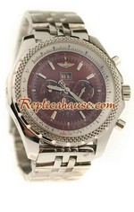 Breitling for Bentley Replica Watch 34