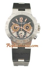 Bvlgari Calibro 303 Replica Watch 1