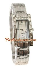 Bvlgari Rettangolo Ladies Replica Watch 07
