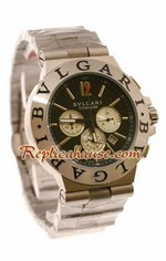 Bvlgari Scuba Swiss Body - Japanese Quartz Movement Replica Watch 11