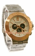 Bvlgari Scuba Swiss Body - Japanese Quartz Movement Replica Watch 12