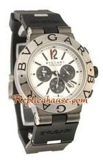 Bvlgari Scuba Swiss Body - Japanese Quartz Movement Replica Watch 10