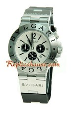 Bvlgari Scuba Swiss Body - Japanese Quartz Movement Replica Watch 03