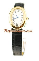 Cartier Baignoire Ladies Replica Watch 3<font color=red>������Ǥ���</font>
