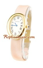 Cartier Baignoire Ladies Replica Watch 4<font color=red>������Ǥ���</font>