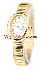 Cartier Baignoire Ladies Replica Watch 7<font color=red>หมดชั่วคราว</font>