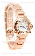 Cartier De Balloon Swiss Replica Watch - Ladies 04