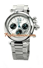 Cartier Pasha Ladies Replica Watch 10