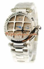 Cartier Pasha Ladies Replica Watch 7