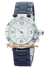 Cartier De Pasha SeaTimer Watch 3