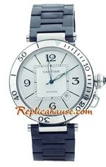 Cartier De Pasha SeaTimer Watch 2